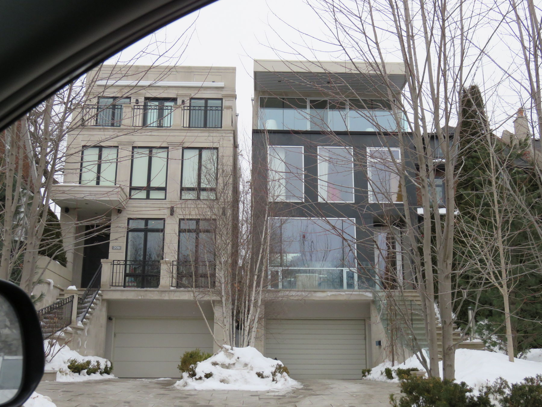 Contemporary Toronto Beautiful Modern Homes Around Town My 2 Cents On Design
