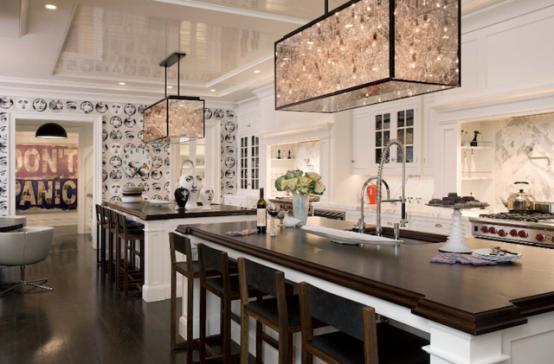 Kitchen Island Ideas For Large Kitchens large kitchen island ideas   home design ideas