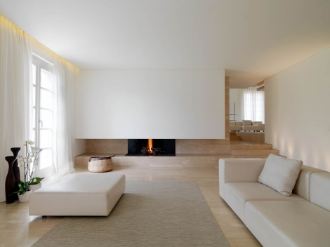 wellness-Minimalist-Interior-Tuscany-Italy-Contemporary-Fireplace